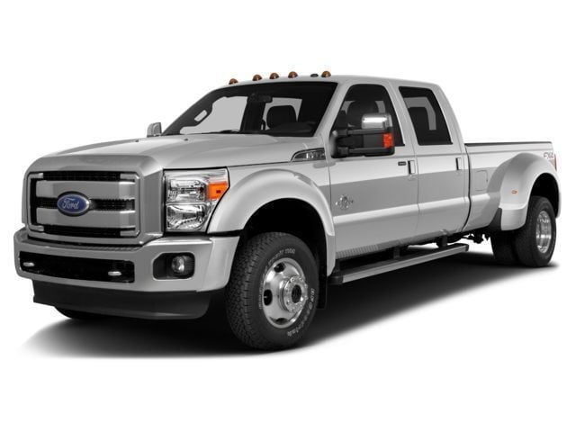 2016 Ford F-450 King Ranch DRW Crew Cab Truck