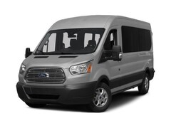 Used 2016 Ford Transit-350 Wagon High Roof HD Extended-Length Wagon 1FBVU4XV5GKA42945 for sale in Woodside, NY at Koeppel Ford