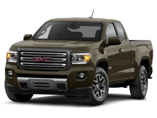 2016 GMC Canyon 4WD SLT Truck Extended Cab