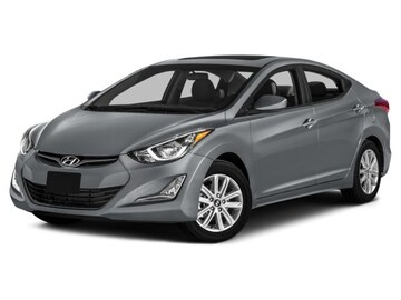 2016 Hyundai Elantra Sedan