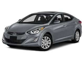 Used 2016 Hyundai Elantra SE Sedan for sale in Knoxville, TN