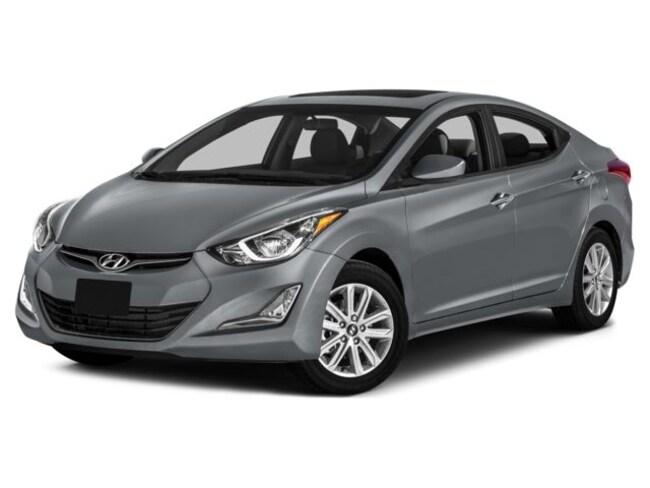 2016 Hyundai Elantra Value Edition Sedan