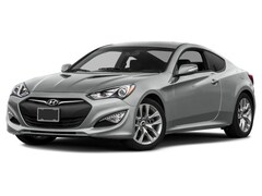 Used 2016 Hyundai Genesis Coupe 3.8 Coupe for sale in Fort Wayne, Indiana
