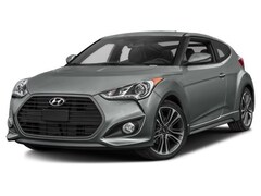 2016 Hyundai Veloster Turbo w/Orange Accent Hatchback