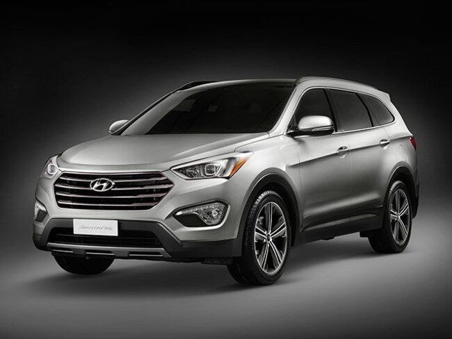 Used 2016 Hyundai Santa Fe Limited SUV for sale in Fort Wayne, Indiana
