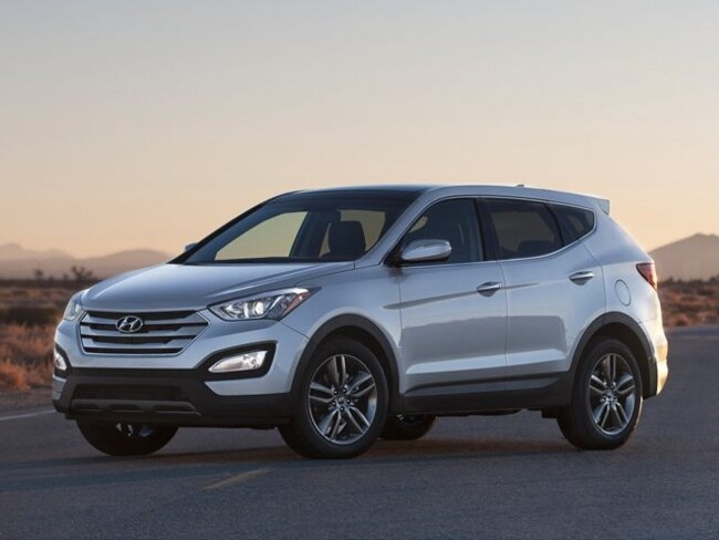 Used 2016 Hyundai Santa Fe Sport 2.4L SUV in Johnstown, PA