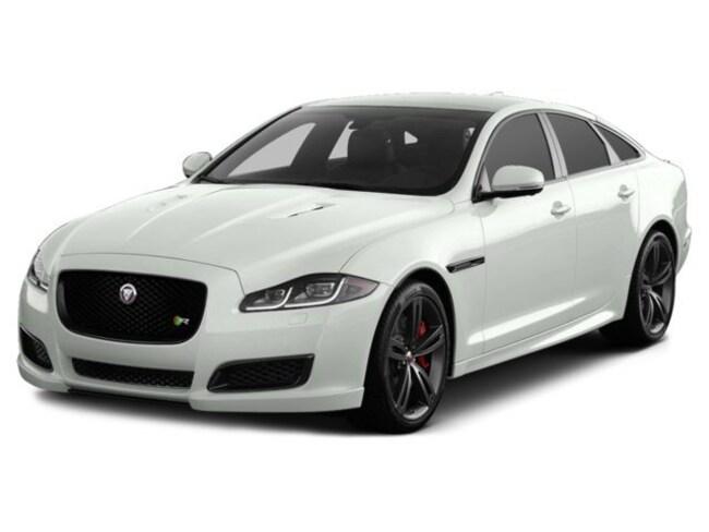 2016 Jaguar XJ XJR Sedan