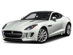 2016 Jaguar F-TYPE Coupe
