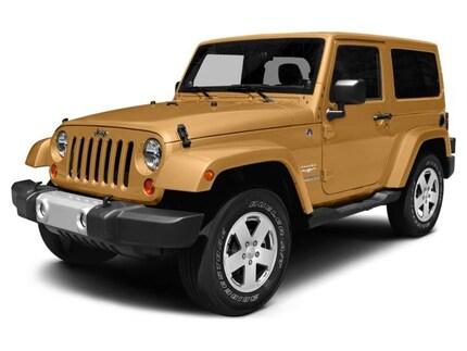2016 Jeep Wrangler JK SUV