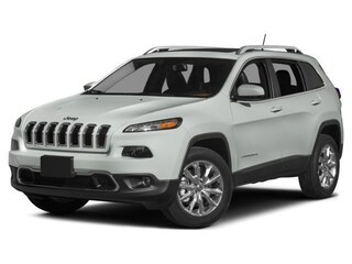 2016 Jeep Cherokee Latitude 4x4 SUV For Sale in Enfield, CT