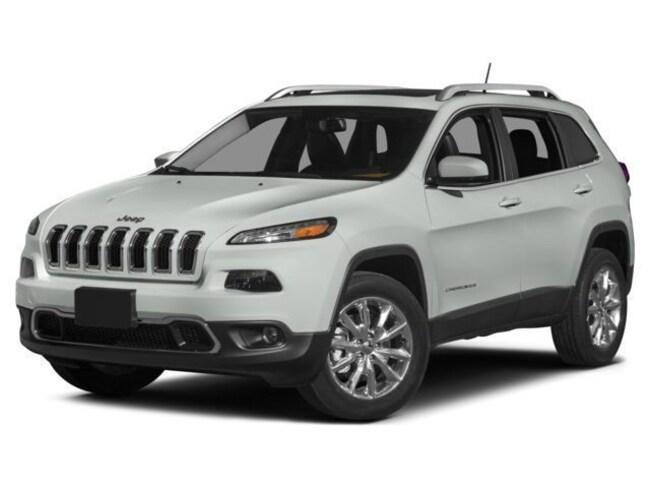 Certified 2016 Jeep Cherokee Latitude 44638 miles Stock S19940A VIN 1C4PJMCS5GW188019