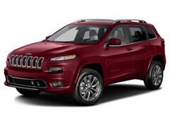 2016 Jeep Cherokee Overland 4x4 Overland  SUV