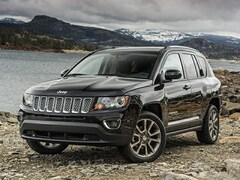 2016 Jeep Compass Latitude 4x4 SUV For Sale Near Syracuse