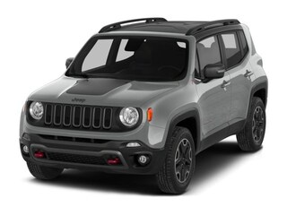 Used 2016 Jeep Renegade Trailhawk SUV in Broomfield, CO