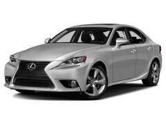 2016 LEXUS IS 350 350 Sedan