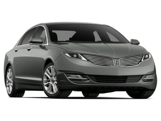 Used 2016 Lincoln MKZ Hybrid Black Label Sedan For Sale San Diego California