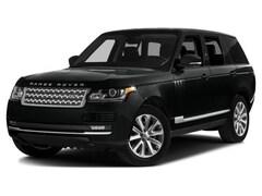 2016 Land Rover Range Rover Diesel HSE 4WD  Diesel HSE
