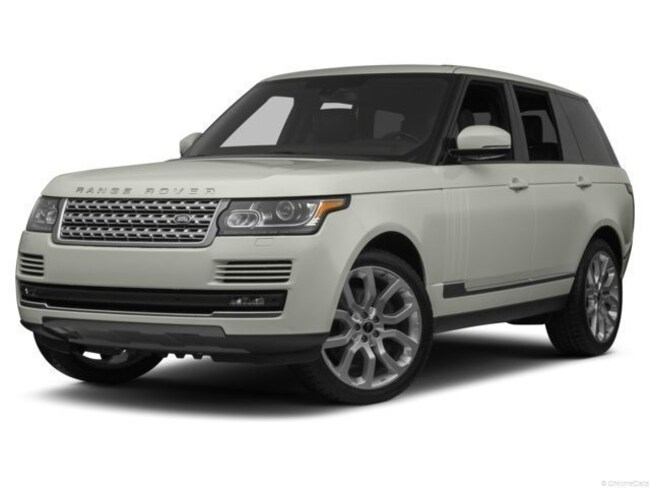 2016 Land Rover Range Rover 5.0 Supercharged SUV