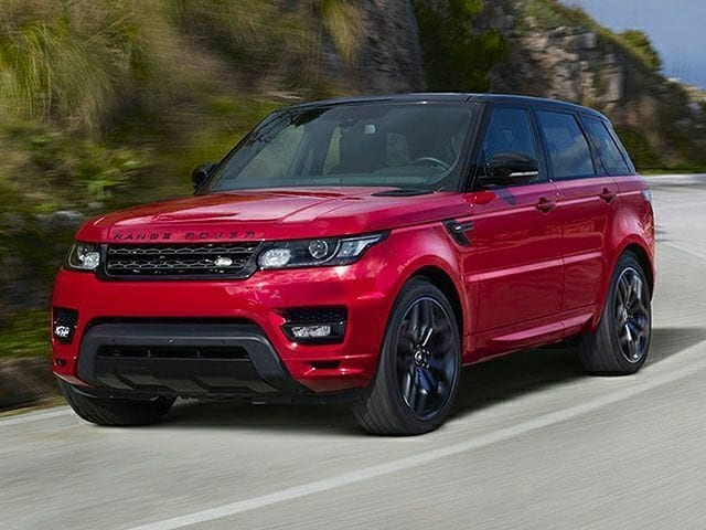 Pre-Owned 2016 Land Rover Range Rover Sport For Sale at BMW