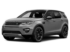 Used Land Rover 2016 Land Rover Discovery Sport HSE LUX SUV in Dallas, TX