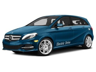 Used 2016 Mercedes-Benz B-Class 4dr HB Electric Drive Hatchback for sale in Santa Monica