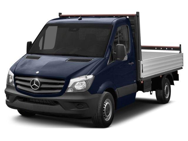 2016 Mercedes-Benz Sprinter 3500 Chassis Base Truck