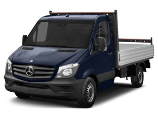 2016 Mercedes-Benz Sprinter 3500 Chassis Base Truck