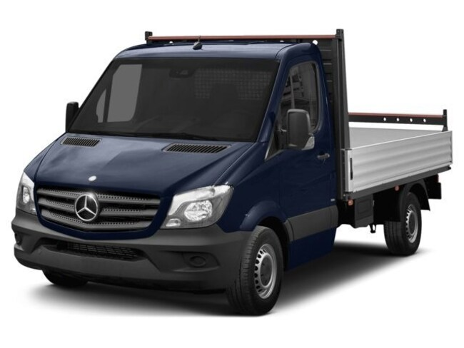 2016 Mercedes-Benz Sprinter 3500 Chassis Base Truck For Sale in State College, PA