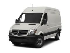 2016 Mercedes-Benz Sprinter Cargo Vans Minivan/Van
