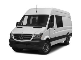 2016 Mercedes-Benz Sprinter Normal Roof Crew Van