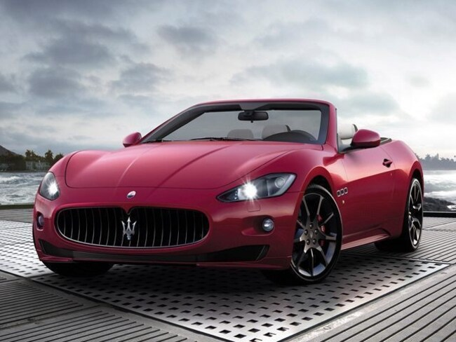 2016 MASERATI GT CONVERTIBLE Convertible for sale in Great Neck, NY at Gold Coast Maserati