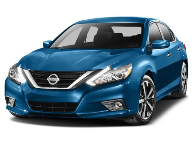 2016 Nissan Altima SL Sedan
