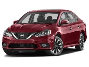 2016 Nissan Sentra S Sedan