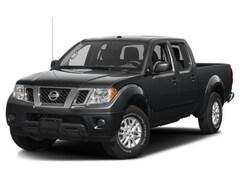 2016 Nissan Frontier S Truck Crew Cab