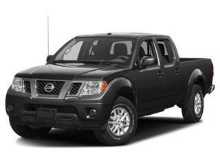 2016 Nissan Frontier Truck Crew Cab