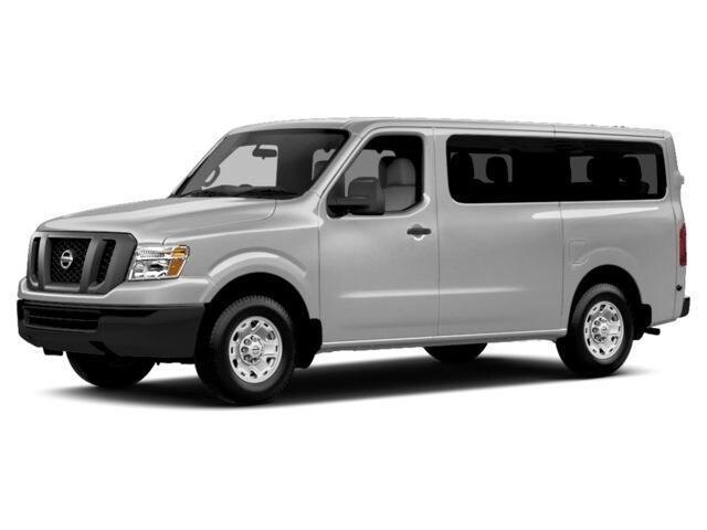 2016 Nissan NV Passenger NV3500 HD SV V8 Van