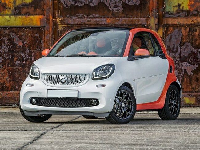 New 2016 smart fortwo Coupe In San Francisco Bay Area
