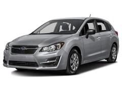 2016 Subaru Impreza 2.0i Sport Premium Sedan