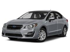Used 2016 Subaru Impreza Sedan Pittsburgh Pennsylvania