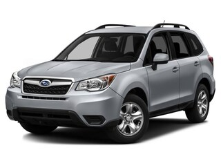 Certified Pre-owned 2016 Subaru Forester 2.5i SUV JF2SJAAC7GG566292 for sale in Georgetown, TX