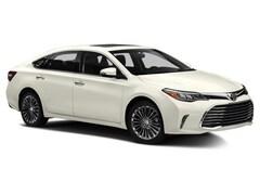 2016 Toyota Avalon XLE Premium Sedan