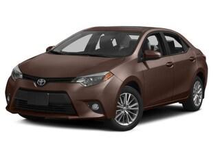 2016 Toyota Corolla L Sedan