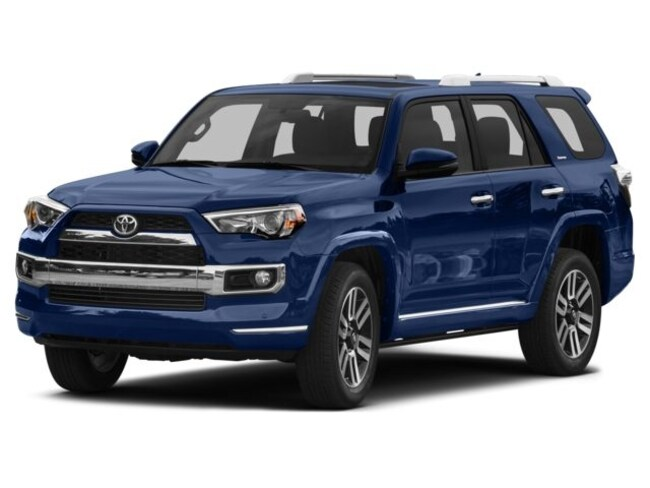 used 2016 Toyota 4Runner Limited SUV for sale in Washington NC