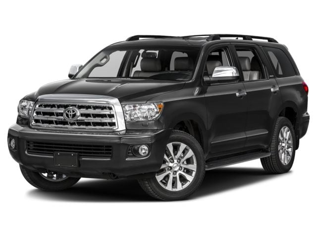 2016 Toyota Sequoia Limited 5.7L V8 Special Edition SUV