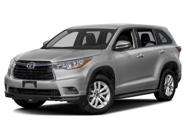 2016 Toyota Highlander XLE Wagon