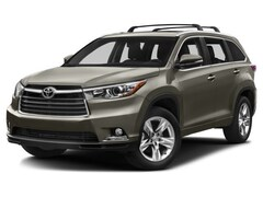 Certified Used 2016 Toyota Highlander XLE SUV in Topsham, ME