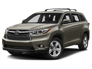 2016 Toyota Highlander Limited Platinum AWD  V6 Limited Platinum