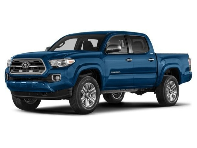 Certified Pre-Owned 2016 Toyota Tacoma Truck Double Cab For Sale Oneonta, NY