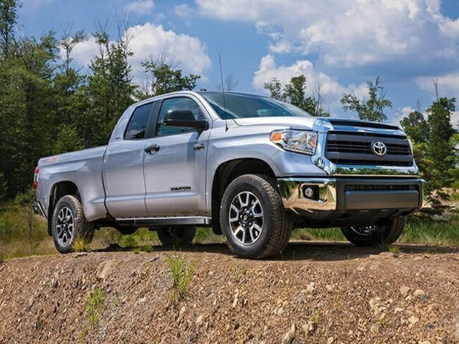 2016 Toyota Tundra Limited Truck Double Cab