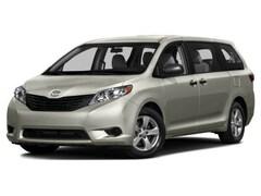 New 2016 Toyota Sienna Van Utica New York